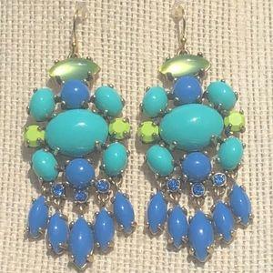 Stella & Dot Aviva Chandelier Earrings